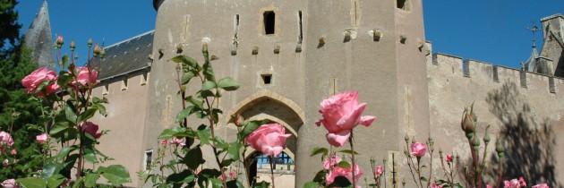 château vu par la grange floriejean