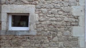 grange floriejean murs piqués