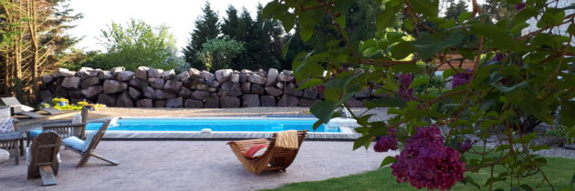 piscine embellie à la grange floriejean